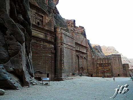 Tombes royales - Petra -1