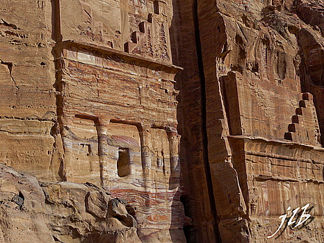 Tombes royales - Petra -10
