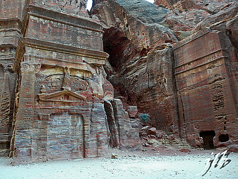 Tombes royales - Petra -4