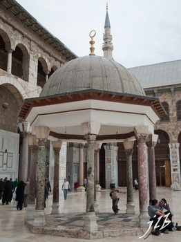 Mosque des Omeyyades
