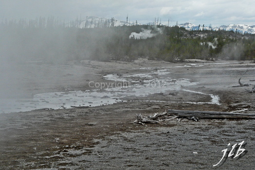 Lower geyser basin-22