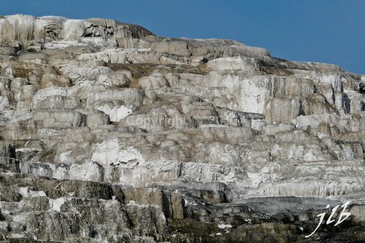 Mammoth hot springs-17