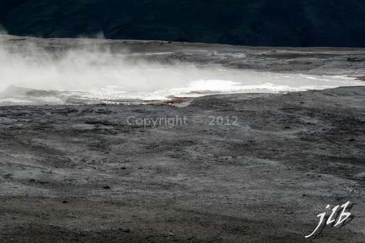 Mammoth hot springs-33