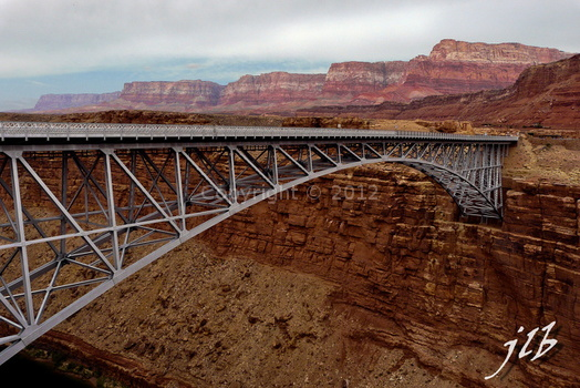 Marble canyon-7 Navajo Bridge.