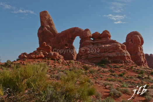 Arches sunset-25
