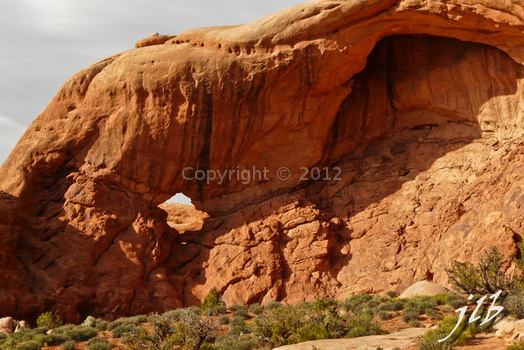 Arches sunset-26