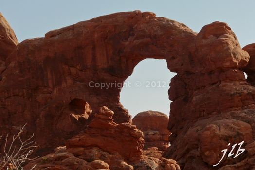 Arches sunset-27