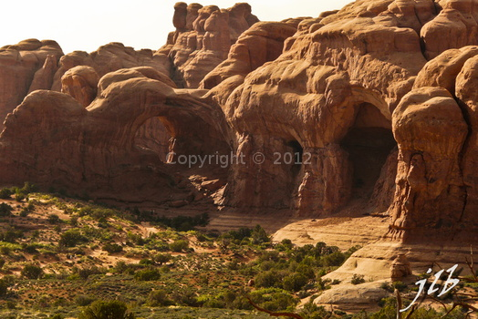 Arches sunset-28