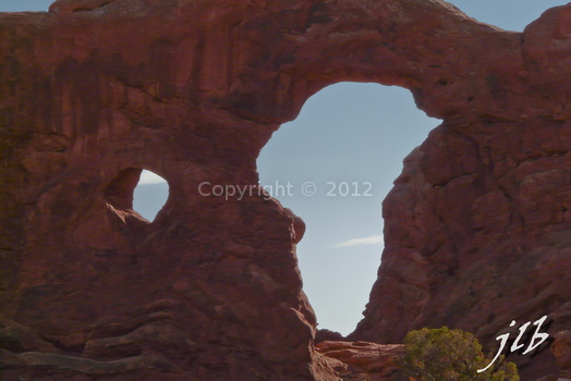 Arches sunset-33
