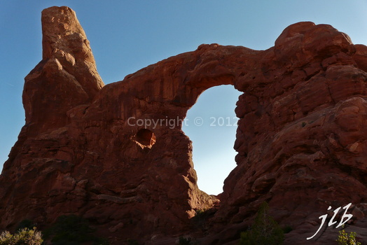 Arches sunset-36