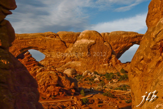 Arches sunset-37