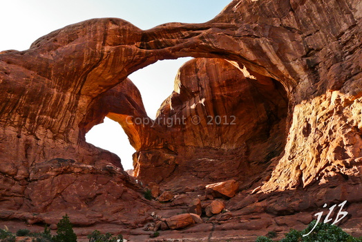 Arches sunset-40