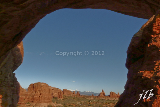 Arches sunset-42