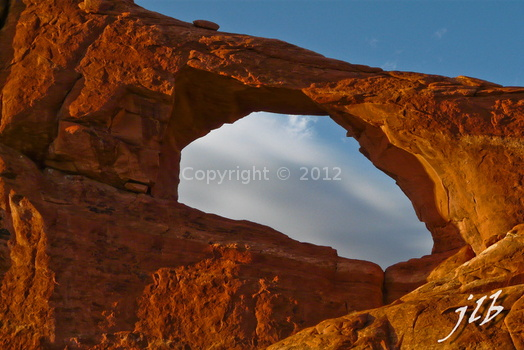 Arches sunset-47