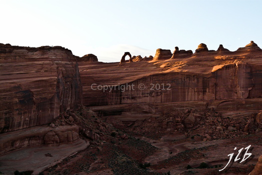 Arches sunset-49