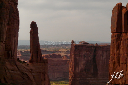Arches sunset-5