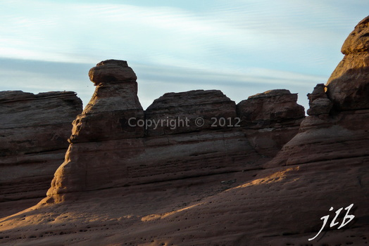 Arches sunset-53