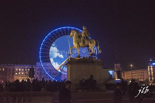Un songe forain - Pl. Bellecour-1