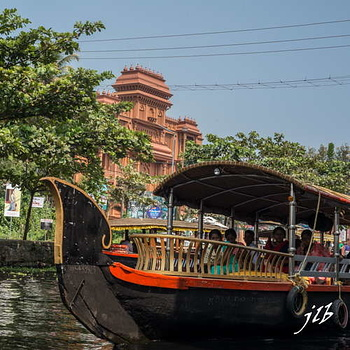 Le GRAND CANAL  - ALLEPPEY -2