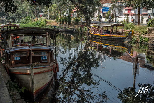 Le GRAND CANAL  - ALLEPPEY -3