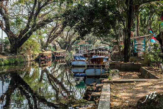 Le GRAND CANAL  - ALLEPPEY -4