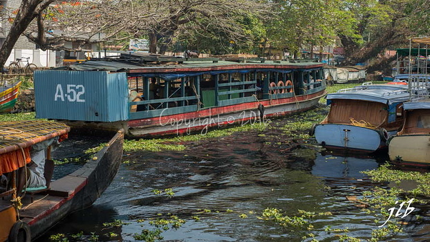 Le GRAND CANAL  - ALLEPPEY -9