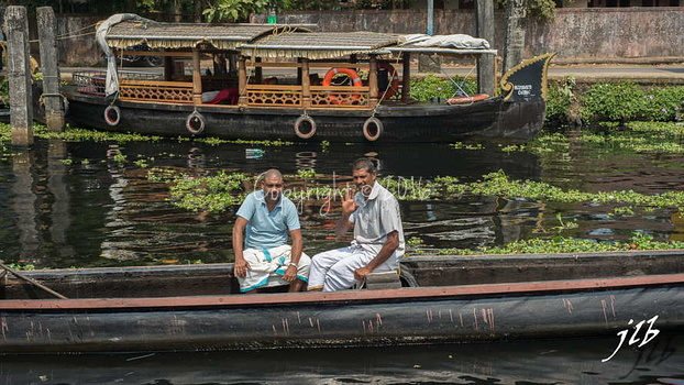 Le GRAND CANAL  - ALLEPPEY -11
