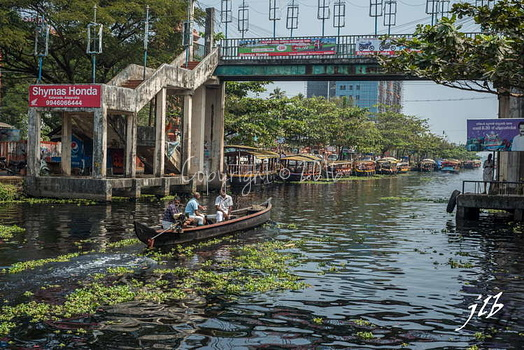 Le GRAND CANAL  - ALLEPPEY -12