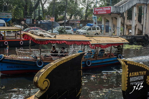 Le GRAND CANAL  - ALLEPPEY -14