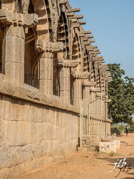 ELEPHANT'S STABLE - HAMPI-6