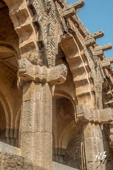 ELEPHANT'S STABLE - HAMPI-12