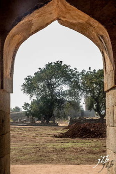 ELEPHANT'S STABLE - HAMPI-16