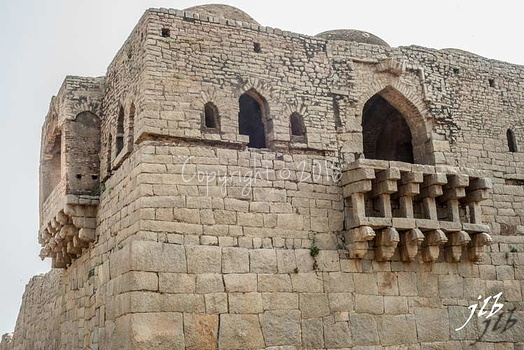 MOHAMMADAN WHATCH TOWER - HAMPI-2
