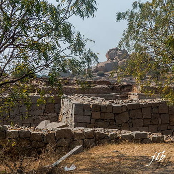 NOBLEMENT'S QUARTERS - HAMPI-1