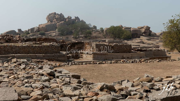 NOBLEMENT'S QUARTERS - HAMPI-2