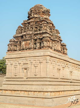 CHANDRASEKHARA TEMPLE - HAMPI-3
