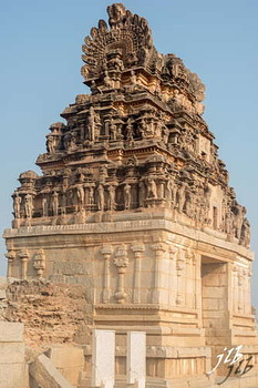 CHANDRASEKHARA TEMPLE - HAMPI-5