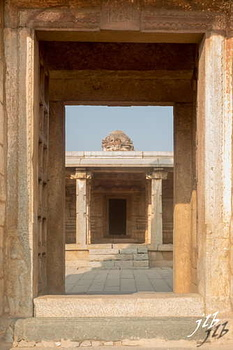 CHANDRASEKHARA TEMPLE - HAMPI-6