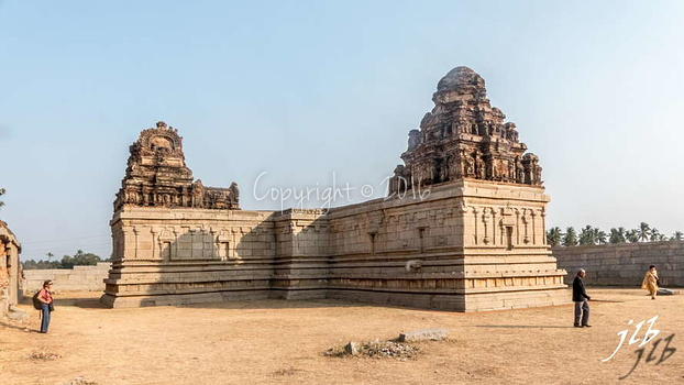 CHANDRASEKHARA TEMPLE - HAMPI-9