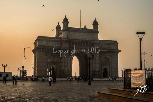 GATEWAY OF INDIA - MUMBAI-3