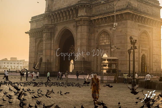 GATEWAY OF INDIA - MUMBAI-11
