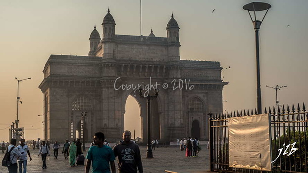 GATEWAY OF INDIA - MUMBAI-14