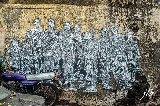 DOCK ART PROJECT - MUMBAI-18