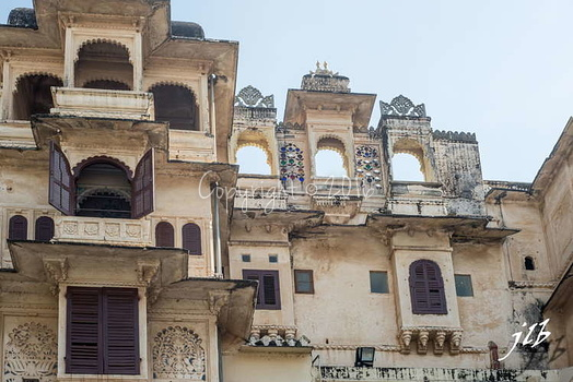 CITY PALACE- UDAIPUR-8