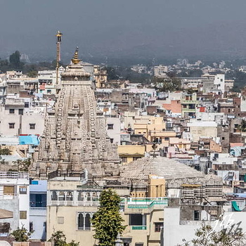 JAGDISH TEMPLE  - UDAIPUR-1