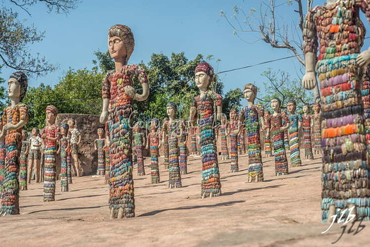 ROCK GARDEN - CHANDIGARH-22