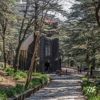 EGLISE St JOHN IN THE WILDERNESS - McLEOD GANJ-1
