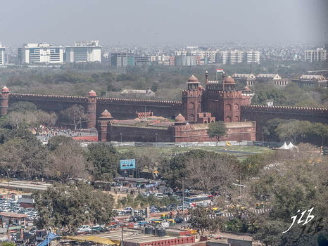 RED FORT - NEW DELHI-2