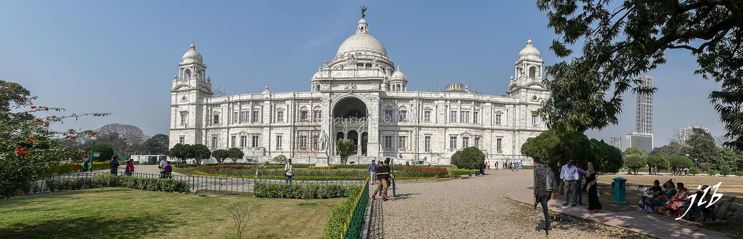 VICTORIA MEMORIAL HALL - KOLKATA-6