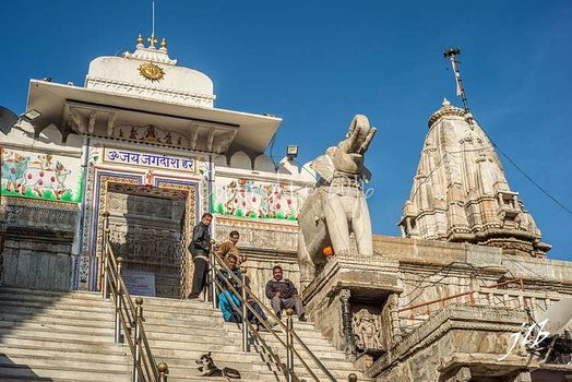 JAGDISH TEMPLE  - UDAIPUR-2